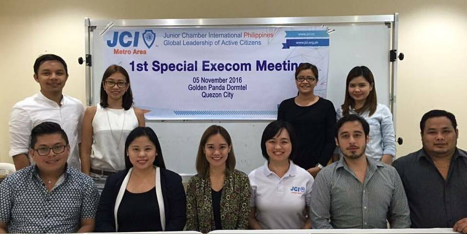 1st Special Execom Meeting