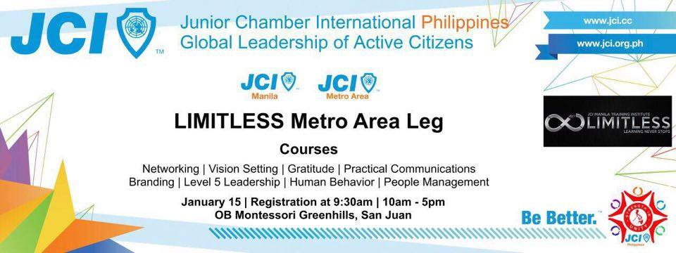 Limitless Metro Area Leg