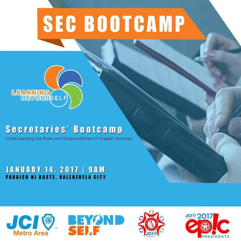 Secretaries Bootcamp