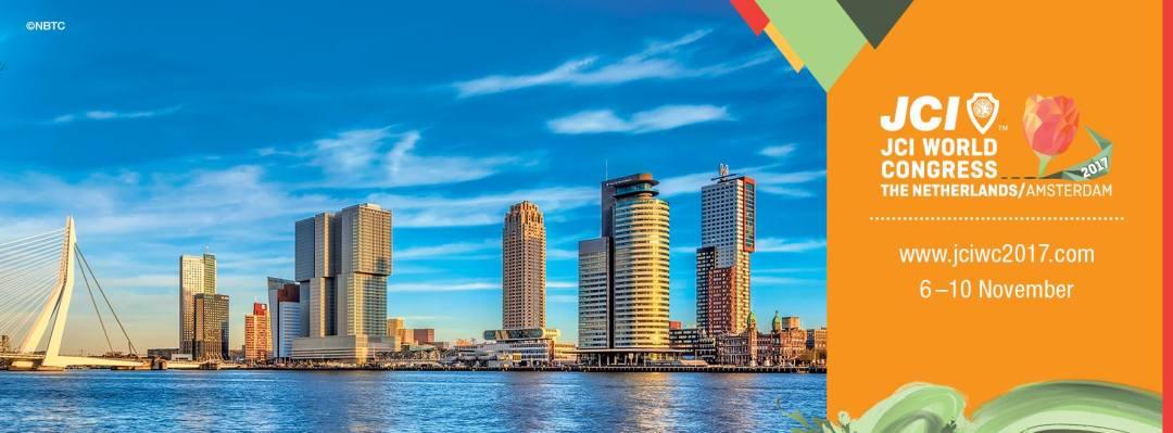 2017 JCI World Congress Amsterdam