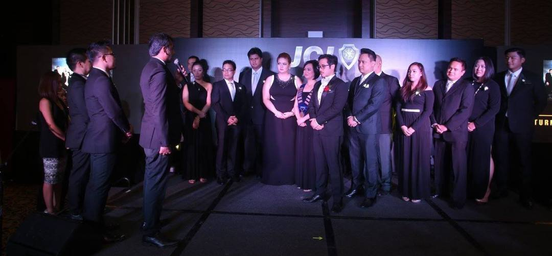JCI Alabang Induction Ceremonies 2016