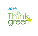 JCI Think Green Logo V1