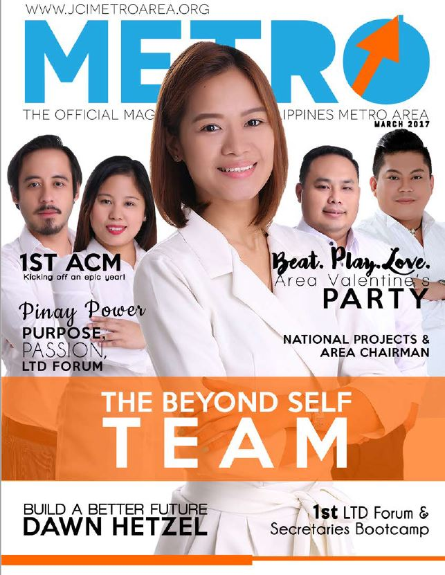 Metro Publication Issue 1