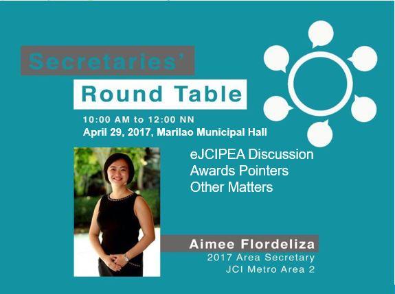 Secretaries Round Table v2