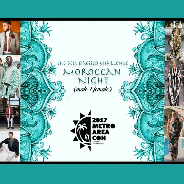 Areacon-Moroccan Night