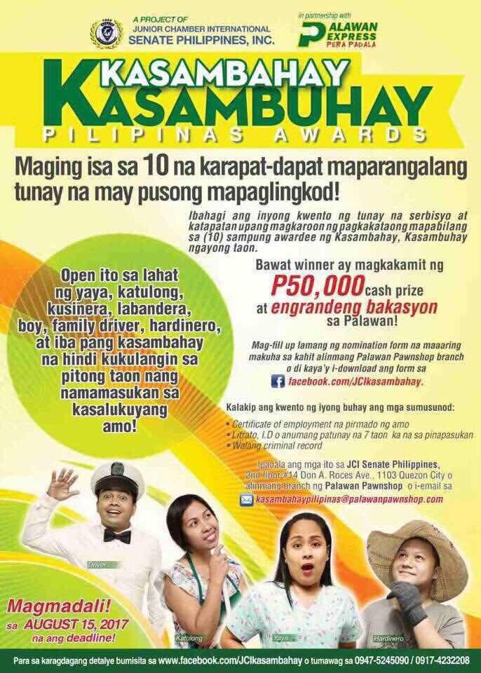 Kasambahay Kasambuhay 2017