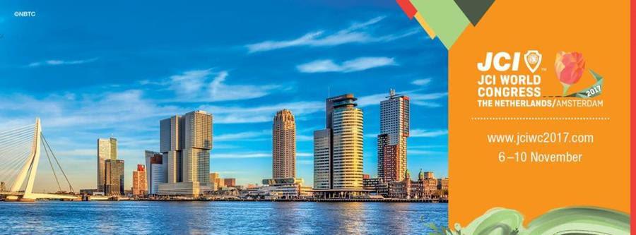 JCI World Congress Amsterdam