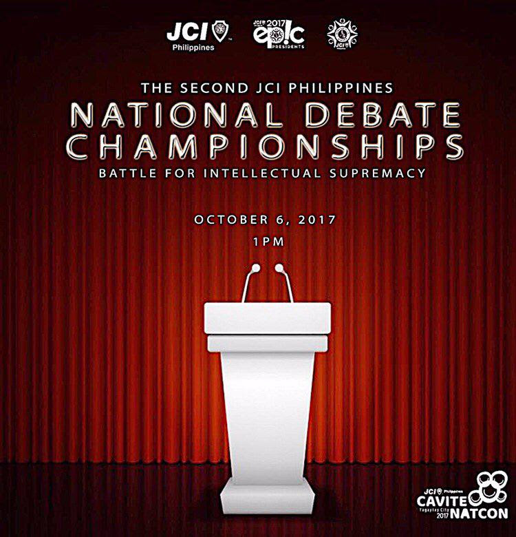 National Debate Championships 2017